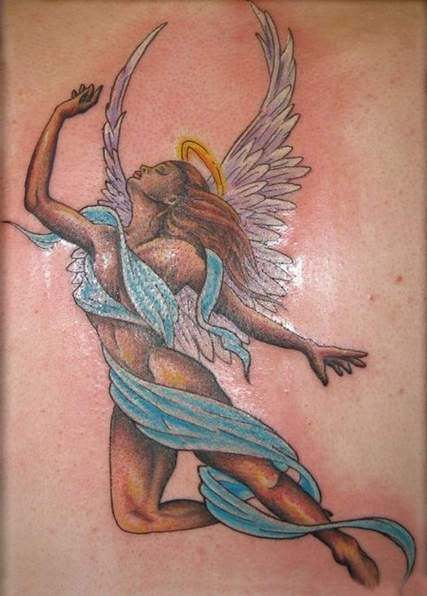 Angel Tattoo Design (10)