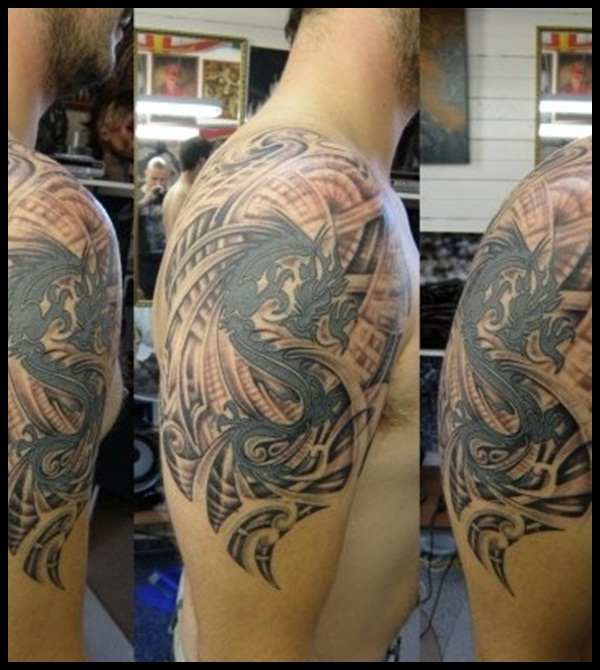 Dragon Tattoo Designs (3)