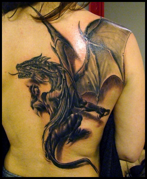 Dragon Tattoo Designs (4)