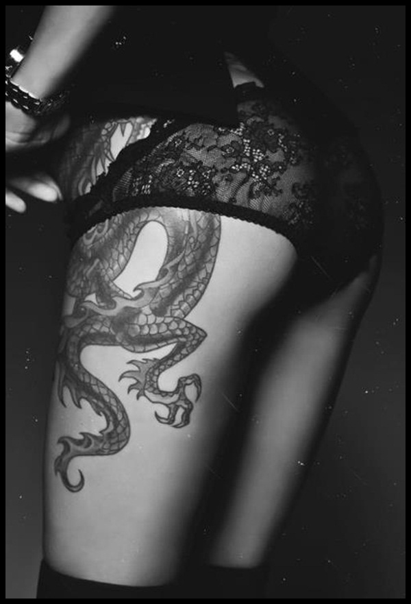 Dragon Tattoo Designs (6)