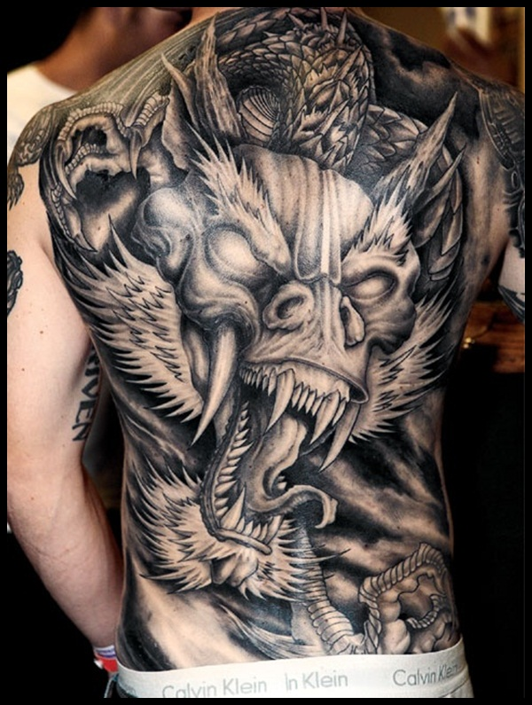 Dragon Tattoo Designs (8)