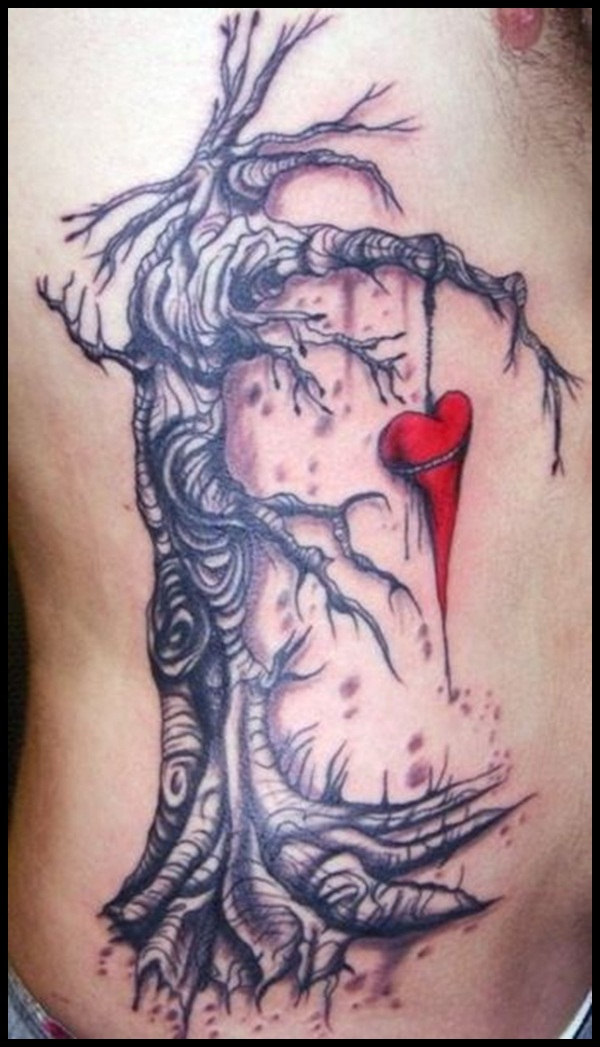 Tree Tattoo designs for Men and Women (5)