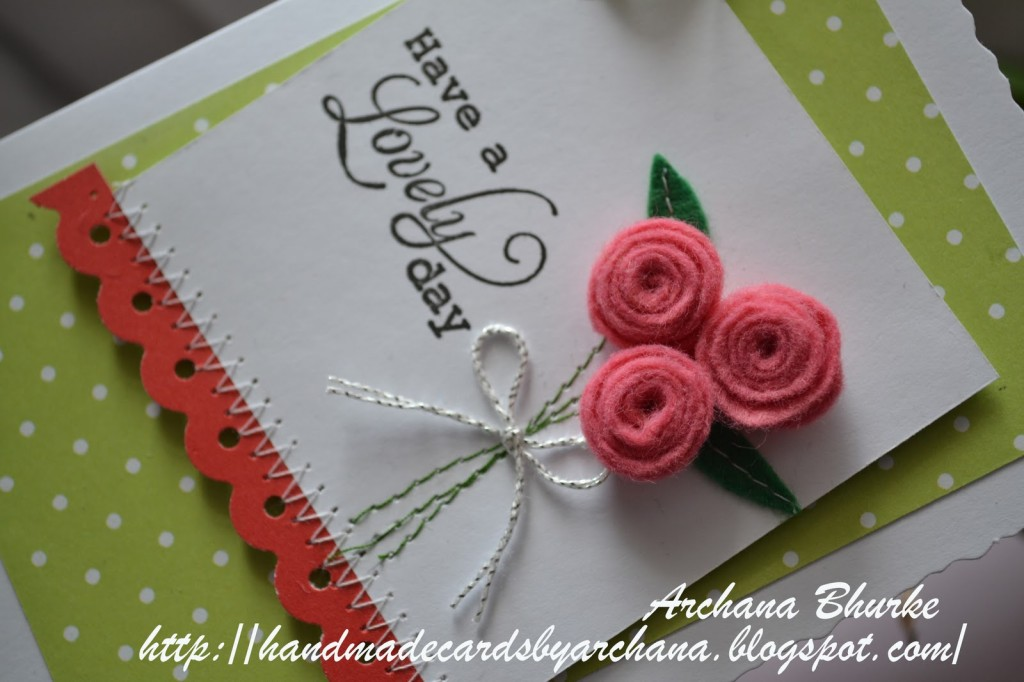 Handmade card2