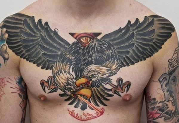 Chest Tattoos (22)
