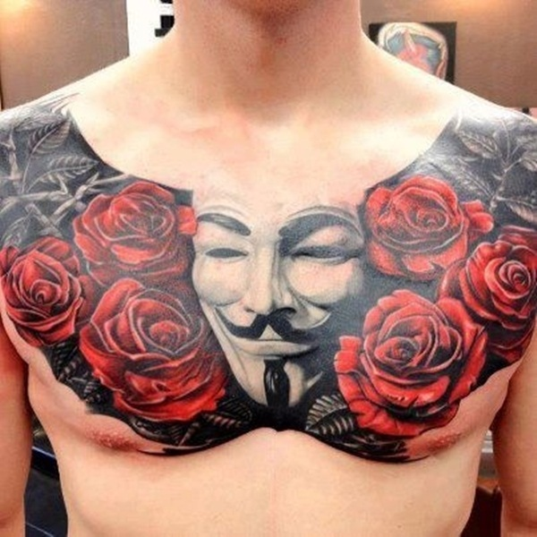 Chest Tattoos (3)