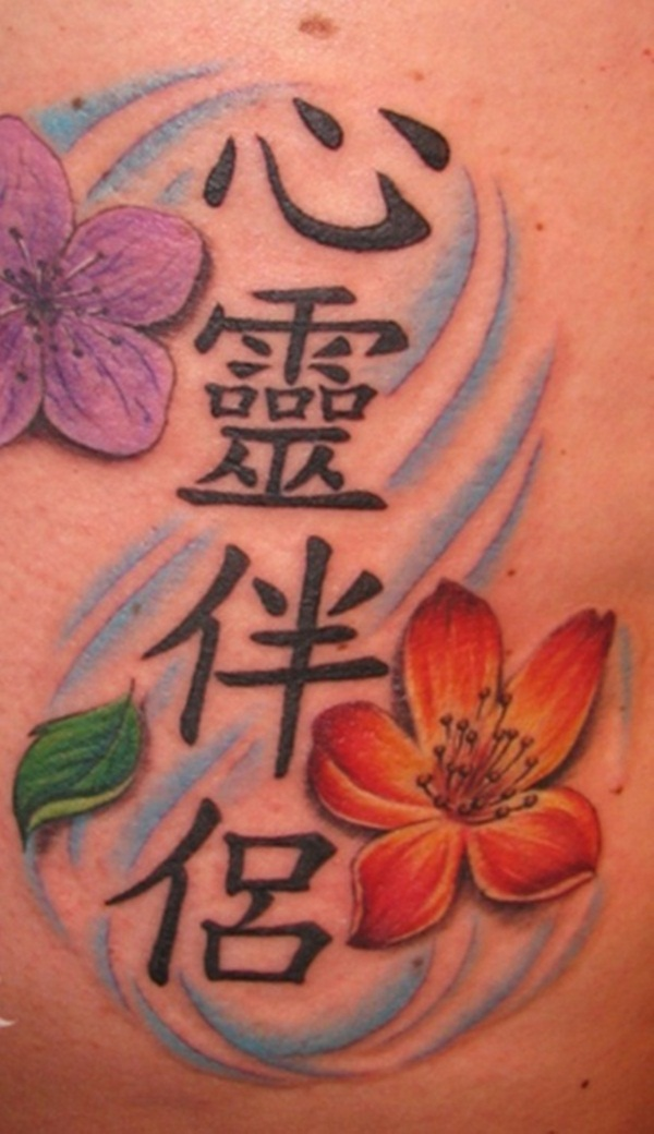 Chinese sayings tattoo (20)