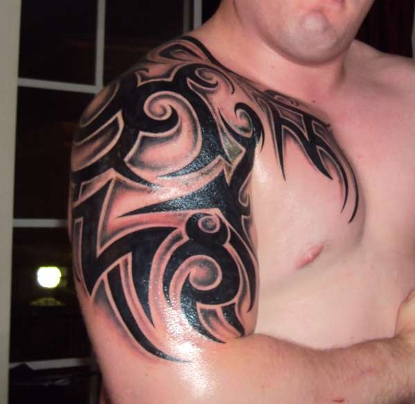 Tribal tattoos for Men (1)