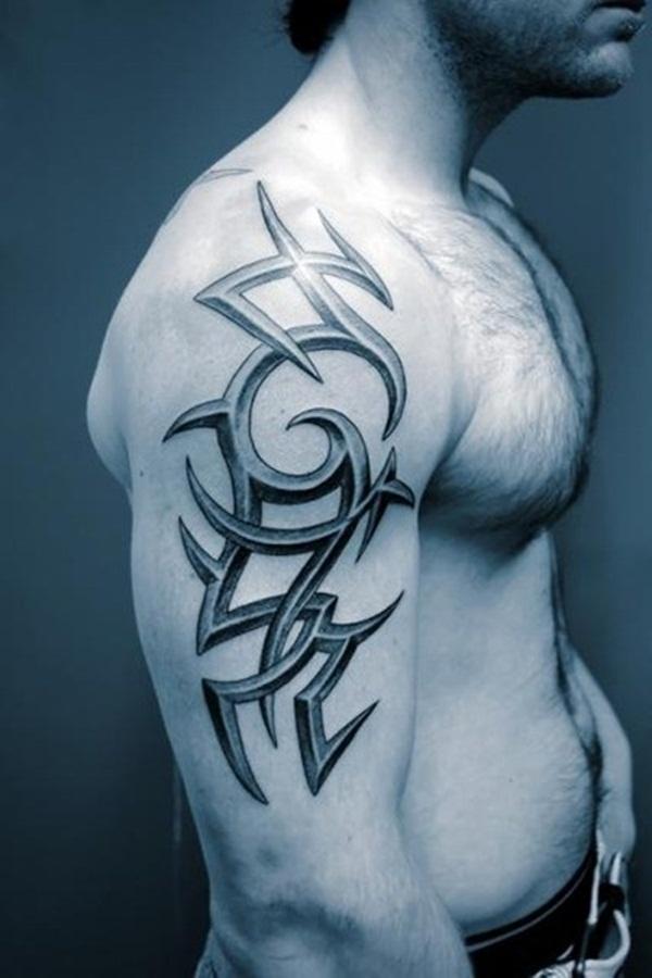 Tribal tattoos for Men (18)