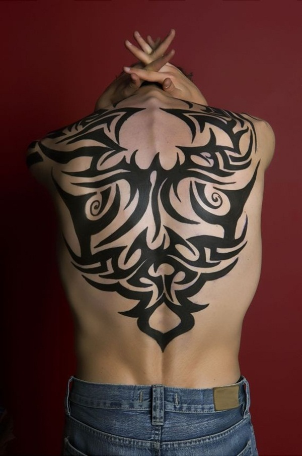 Tribal tattoos for Men (3)