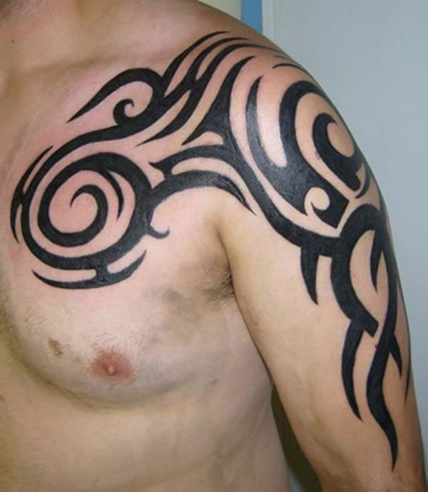 Tribal tattoos for Men (30)