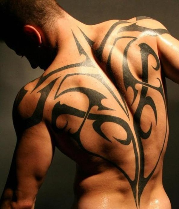 Tribal tattoos for Men (34)