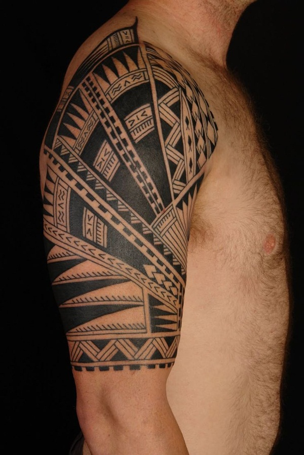 Tribal tattoos for Men (7)