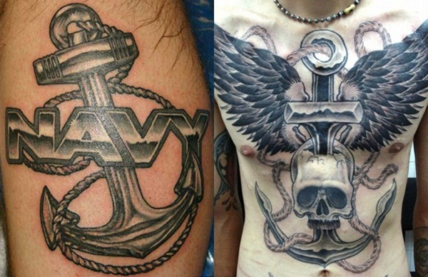 anchor tattoo meaning and designs (2)