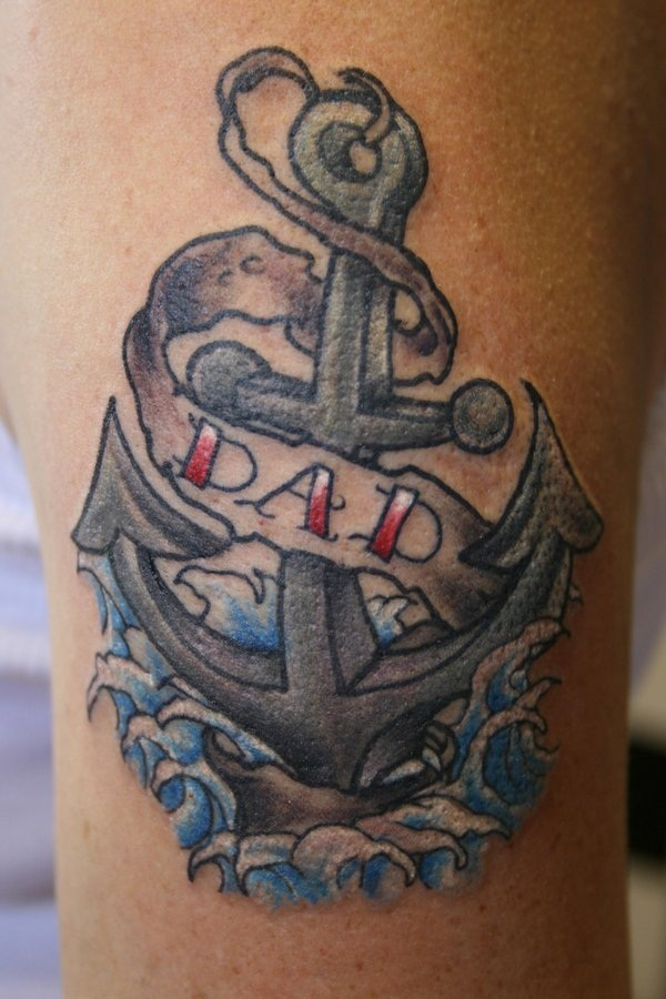 anchor tattoo meaning and designs (5)