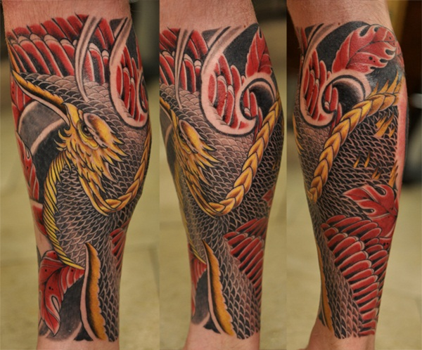 phoenix tattoo meaning and Designs For Men and Women (28)