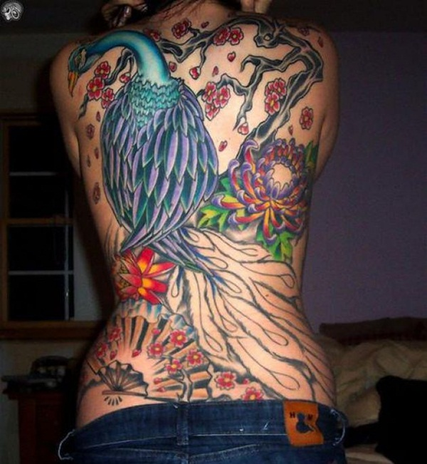 phoenix tattoo meaning and Designs For Men and Women (48)