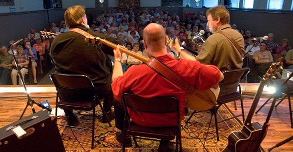 Appalachian and Bluegrass Music Festival