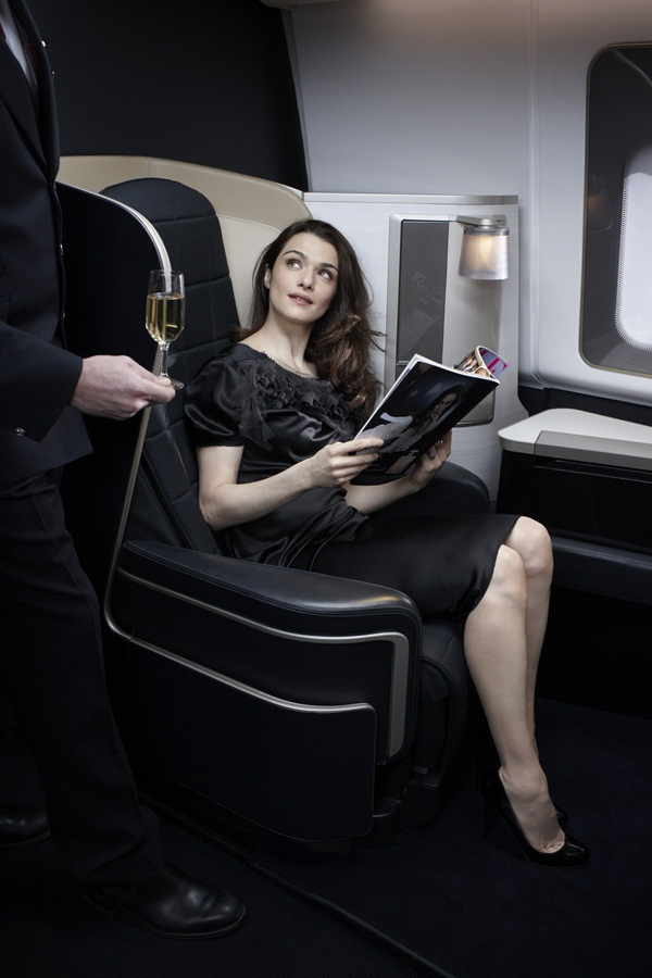 British Airways New First Class Cabin is Simply Called First