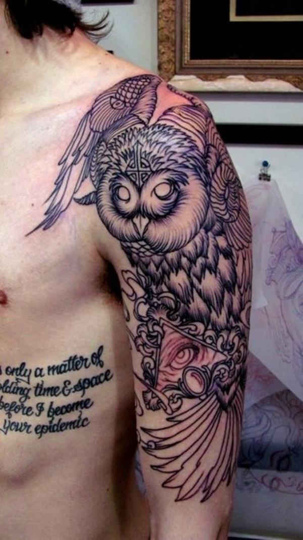 Half Sleeve tattoo Designs (19)