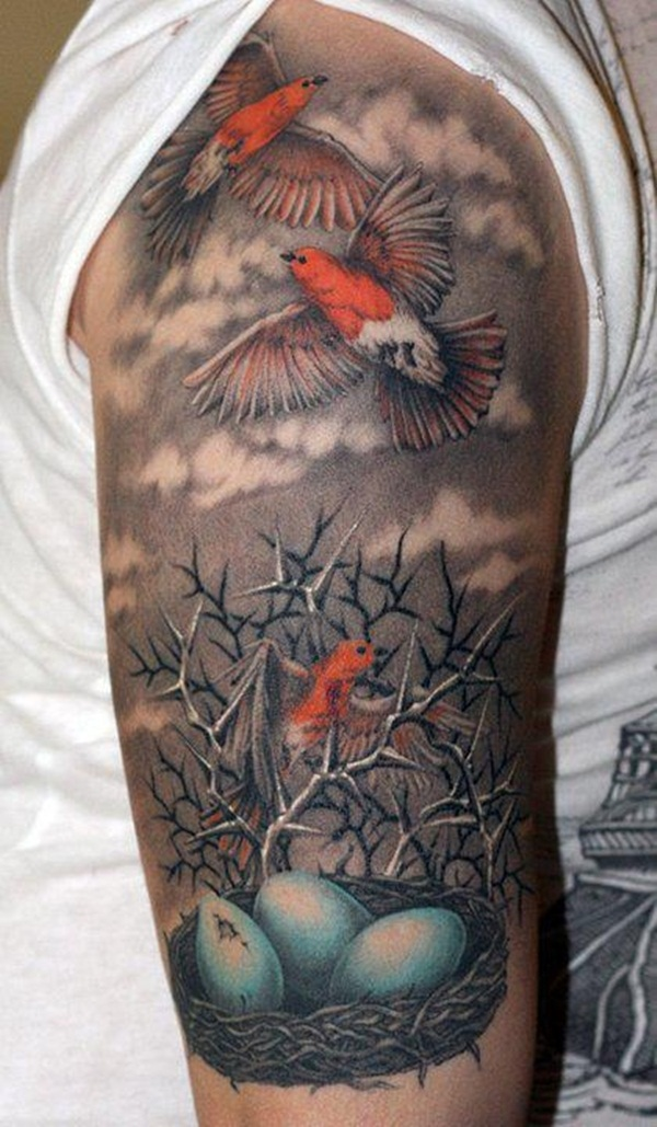 Half Sleeve tattoo Designs (21)
