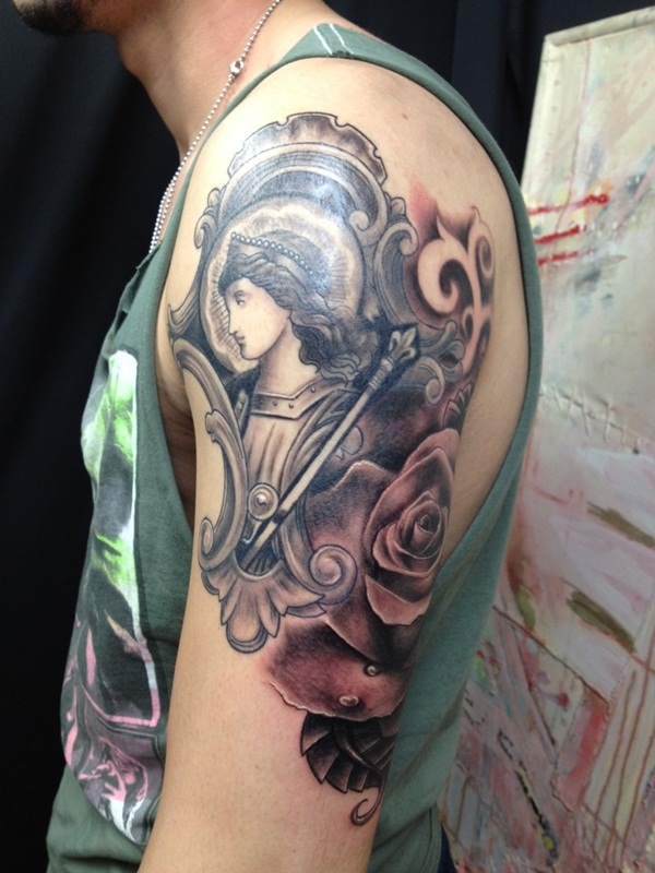 Half Sleeve tattoo Designs (4)