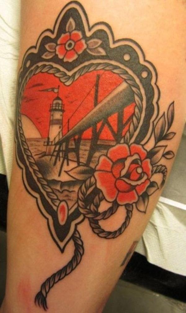 Half Sleeve tattoo Designs (44)