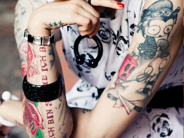 Half Sleeve tattoo Designs (49)