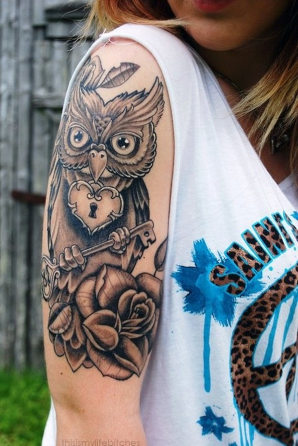Half Sleeve tattoo Designs (9)