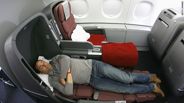 JAL Suites for International First Class Passengers