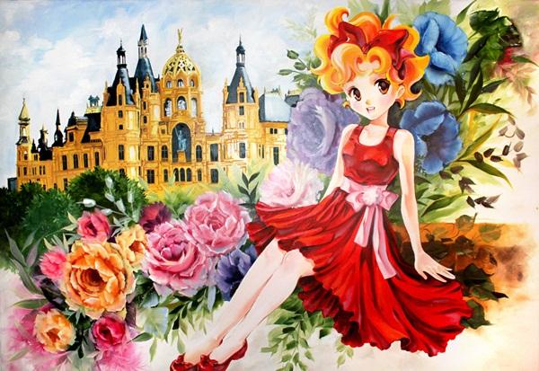 Juni Oil on canvas