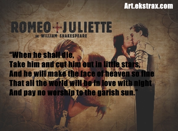 Quotes from Romeo And Juliet (3)