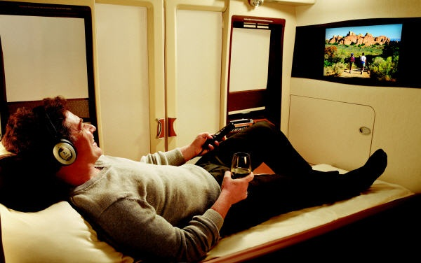 Singapore Airlines Singapore Suite on A380