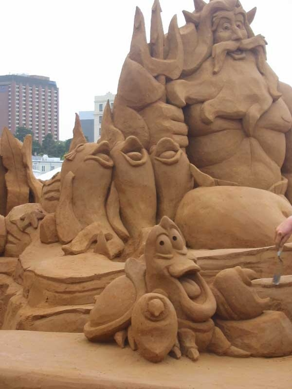 Stunning Examples of Sand Sculptures (10)