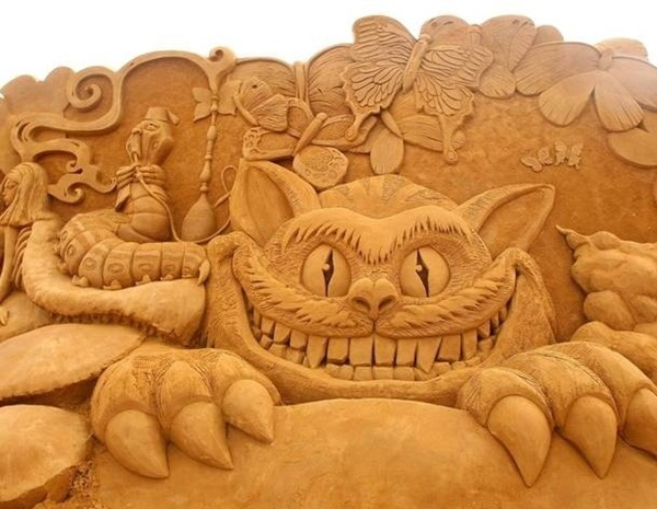 Stunning Examples of Sand Sculptures (12)