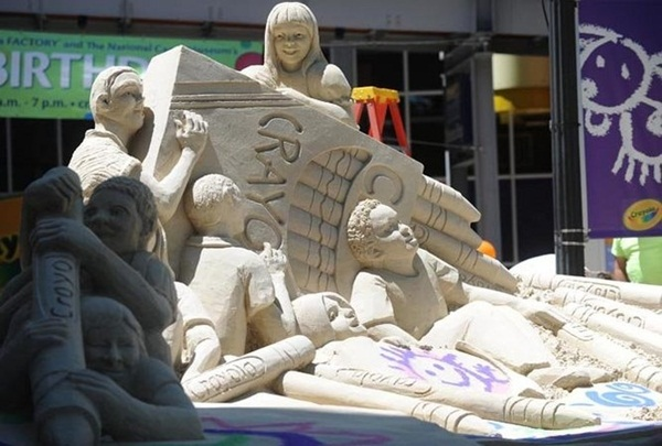 Stunning Examples of Sand Sculptures (17)