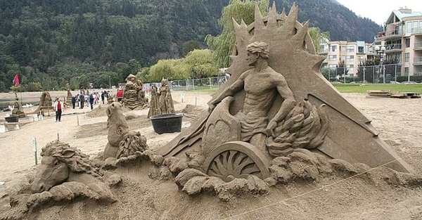 Stunning Examples of Sand Sculptures (23)