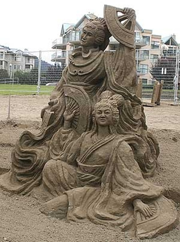 Stunning Examples of Sand Sculptures (25)