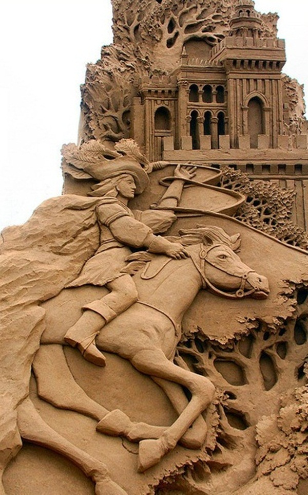 Stunning Examples of Sand Sculptures (36)