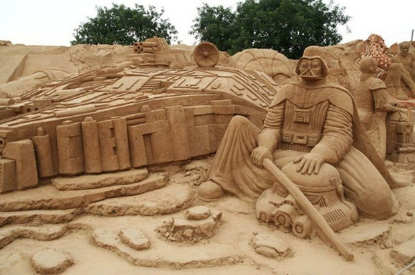 Stunning Examples of Sand Sculptures (45)