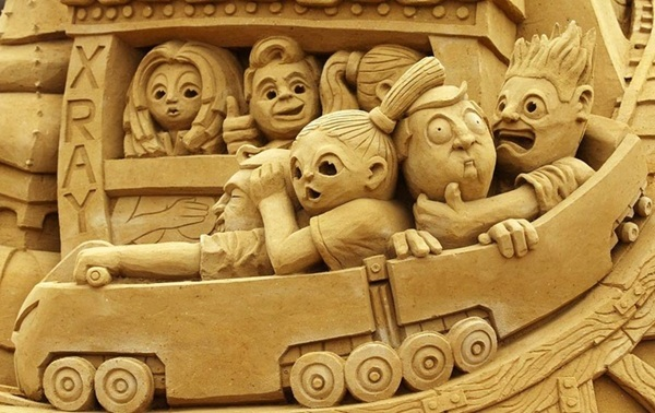 Stunning Examples of Sand Sculptures (47)