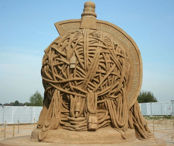 Stunning Examples of Sand Sculptures (48)