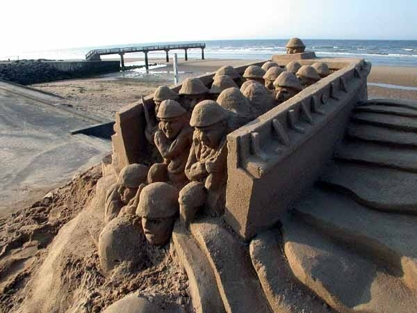 Stunning Examples of Sand Sculptures (5)