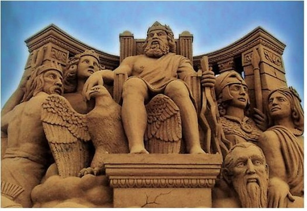 Stunning Examples of Sand Sculptures (7)