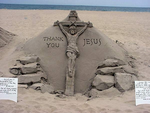 Stunning Examples of Sand Sculptures (8)