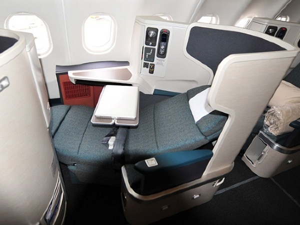 US Airways Envoy Suite Next Generation Business Class