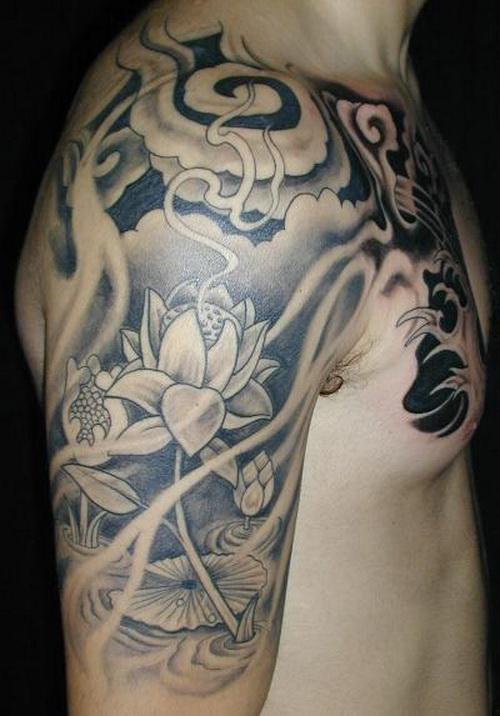 half sleeve tattoos 3