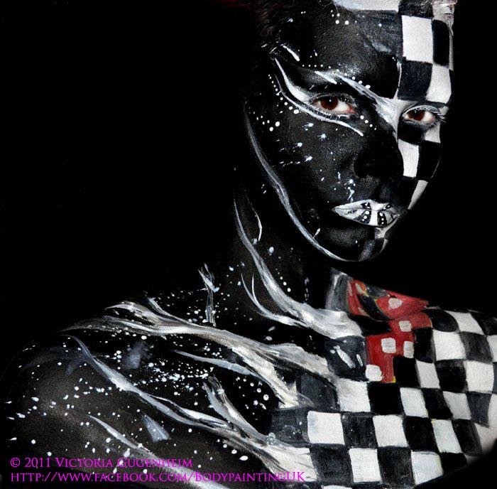http://victoriagugenheim.deviantart.com/art/The-Chequerboard-Dissolves-267659813