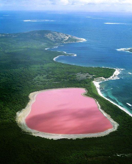 hiller lake australia