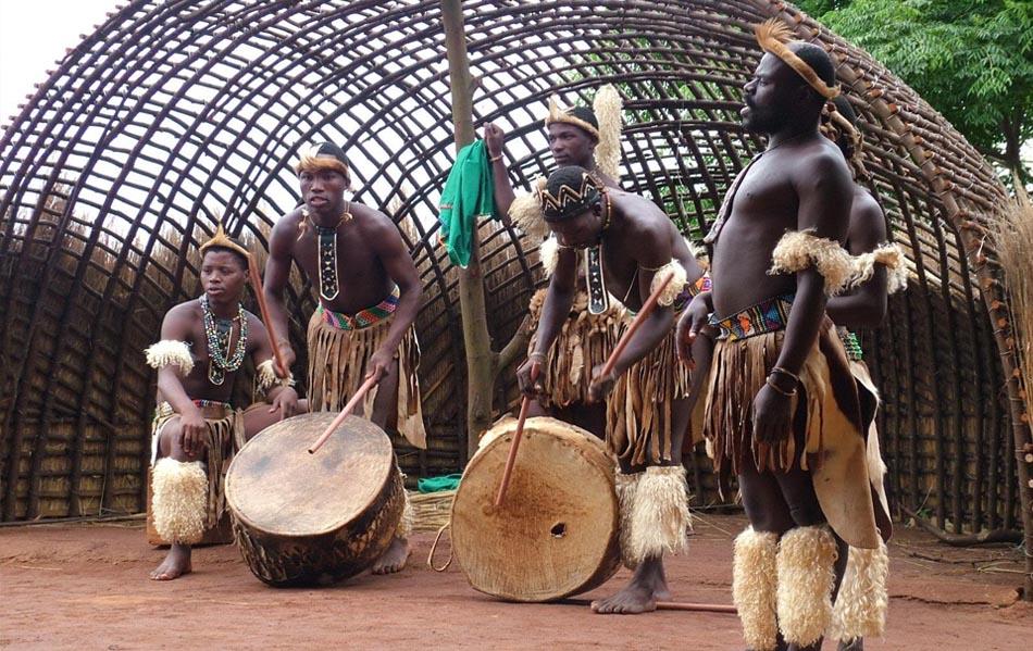 zulu culture music