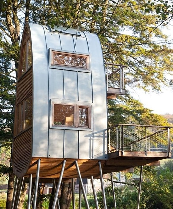 Beautiful Tree House Ideas (10)